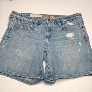 Anthro Pilcro and the Letterpress Stet shorts 29